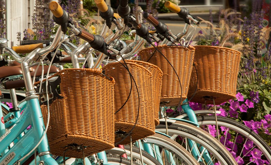 Inn on the Square - Bike Rentals Close By