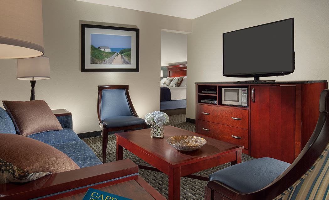 Inn on the Square - One Bedroom Suite