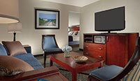 Inn on the Square Falmouth, Massachusetts - One Bedroom Suite