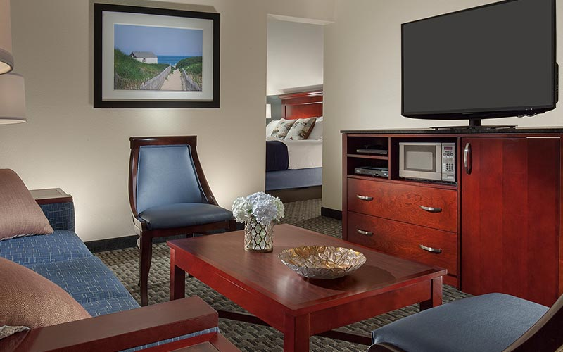 One Bedroom Suite in Inn on the Square Falmouth, Massachusetts